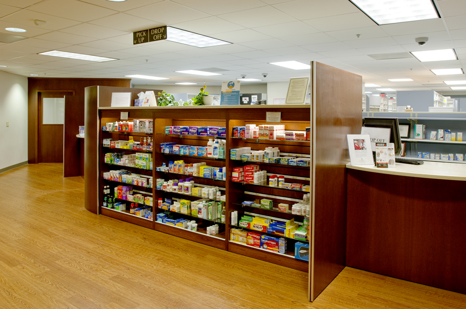 Southern Medical Systems Modular Casework Pharmacy